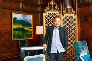 Mind, body and the spa Krip Rojanastien, CEO of Chiva-Som, rated one of Asia's best spas, talks about his family's two-decade-old association with the wellness business