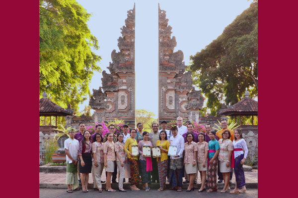 Nusa Dua Beach Hotel & Spa of Indonesia wins multiple tourism awards
